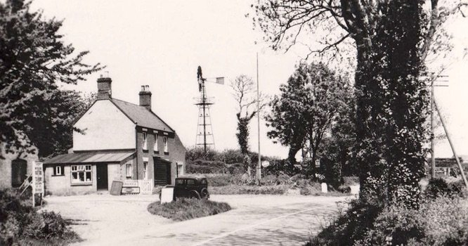 Wayford bridge inn 1935